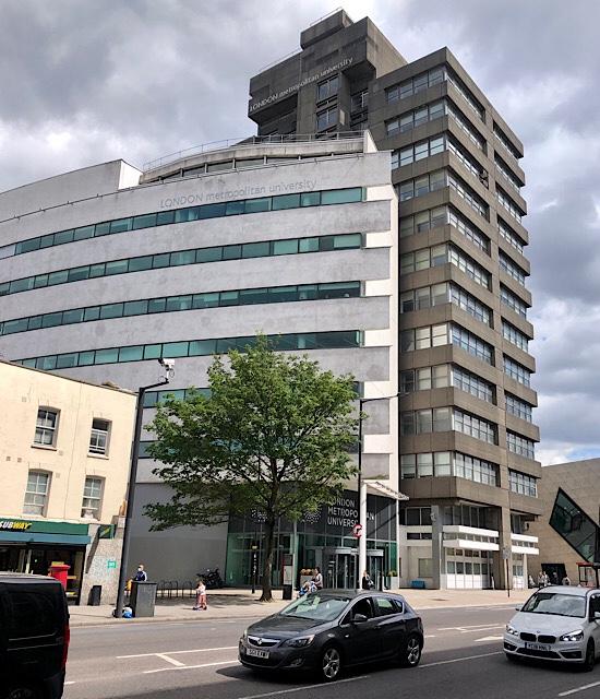 Tower Block, Metropolitan University